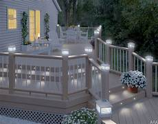 Cap Lights For Deck Make Your Deck The Safe Place For Neighborhood Fun