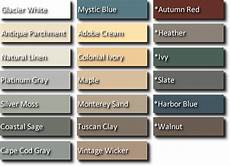 Crane Vinyl Siding Color Chart Vinyl Siding Guy Vinyl Siding Colors Of Irving Tx