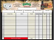 Free Fundraising Forms Templates Fundraiser Order Form Template Playbestonlinegames