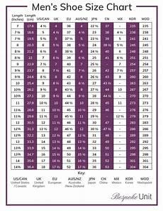 Conversion Chart Mens To Womens Shoes Men S Shoe Size Chart Shoe Size Chart Mens Pants Size