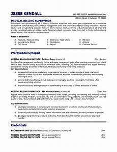 Coding Resume 25 Inspirational Medical Billing Resume Examples