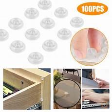 eeekit adhesive cabinet door bumper pads 100pcs sound