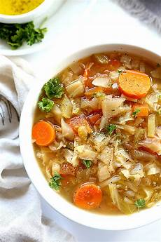 cabbage soup diet recipe to detox delightful food