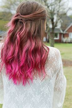 Black To Light Pink Ombre Hair Top 25 Best Pink Hair Highlights Ideas On Pinterest