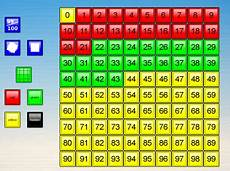Interactive Place Value Chart Smartboard Interactive White Board Hundreds Chart Interactive