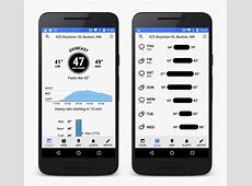 Dark Sky finally comes to Android, features widgets and