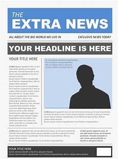 News Article Examples 23 Free Newspaper Templates Psd Doc Pdf Ppt Free