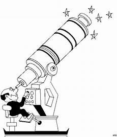 Malvorlagen Comic Con Mann Mit Grossem Teleskop Ausmalbild Malvorlage Comics