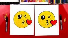 Easy Emoji Art How To Draw The Emoji Art For Kids Hub