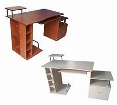 home office pc computer desk desktop table workstation
