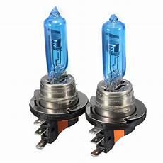 H15 Light Bulb Pair 55w Car H15 Xenon Headlight Bulb Drl Hid 6000k White