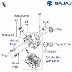 Light Cylinder Pulsar Bajaj Pulsar 220f Dtsi Cylinder Head Cover