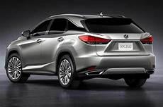 lexus rx facelift 2019 2020 lexus rx suv facelift unveiled autocar