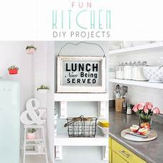 kitchen diy projects the cottage market