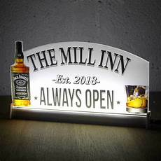 Alcohol Light Up Signs Whiskey Custom Home Bar Light Up Led Sign Neon Whisky