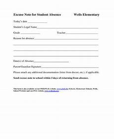 Dentist Excuse Note 11 School Excuse Note Templates Pdf Free Amp Premium
