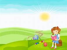 Children Playing Background Desktop Kids Wallpapers With Images Cartoon Wallpaper