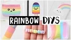 6 amazing rainbow diys easy ideas