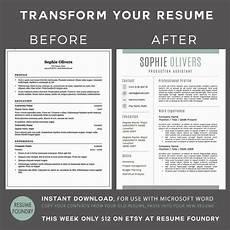 Resume Template Microsoft Word Mac Resume Template For Mac Amp Pc Using Microsoft Word The
