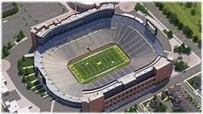 University Of Michigan Big House Seating Chart U Of M Football Stadium Seating Chart