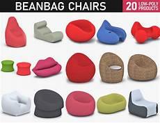 Sofa Sack Bean Bag Chair 3d Image by Bean Bag Chairs Collection 3d Model Bean Bag Chair