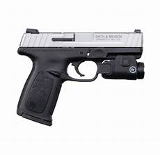 S W Sd9ve Tactical Light Smith Amp Wesson Sd9 Ve W Crimson Trace Rail Master