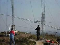 traliccio radioamatore iq3vo ari verona installazione antenna direttiva 3