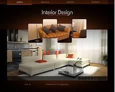 Interior Design Website Templates Interior Design Flash Template 26367