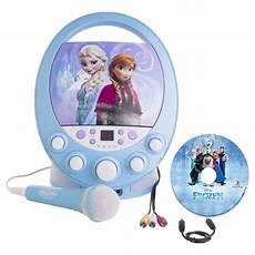 Disney Frozen Light Karaoke Disney 66227 Wm Frozen Lights Karaoke Machine