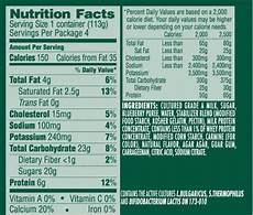 Activia Light Yogurt Nutrition Label Activia Yogurt Nutrition Facts Fiber Blog Dandk
