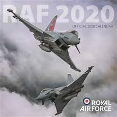 Royal Air Force Designs Royal Air Force Official Calendar 2020 Calendar Club Uk