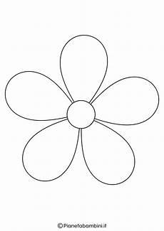 fiori disegni per bambini disegni di fiori da colorare e stare gratis