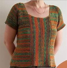 knitting summer garter stitch summer sweater allfreeknitting