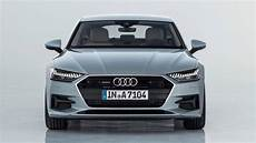 2019 audi a7 headlights 2019 audi a7 see the changes side by side