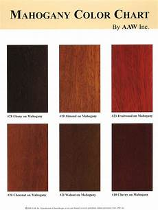 Mahogany Wood Stain Color Chart Index Of Doors Wp Content Uploads Images Aaw Color Charts