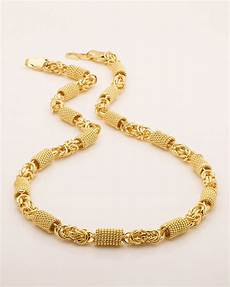 Chain Design Pattern In Gold For Ladies Five Fashion Jewelry Trends For 2019 Voylla