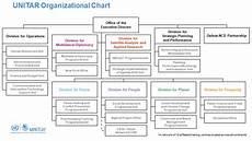 Chart Org Organizational Chart Unitar