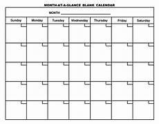 Calendar Blanks Blank Calendar Fotolip Com Rich Image And Wallpaper