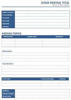 Meeting Minutes Template Word 2010 Ms Word Meeting Minutes Template Office Templates Online