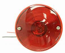 Surface Mount Trailer Lights Stop Turn Trailer Light W License Light Surface
