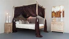 balinese four poster bed canopy curtain mosquito net