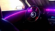 2016 Camaro Interior Spectrum Lighting Camaro Dream Color Interior Lighting Youtube