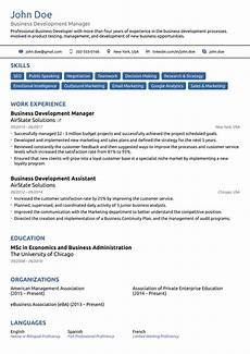 Basic Resume Templates Downloads 8 Best Online Resume Templates Of 2018 Download Amp Customize