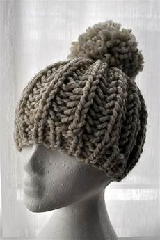 free pattern knit fisherman ribbed hat