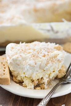 coconut cheesecake no bake dessert for crust