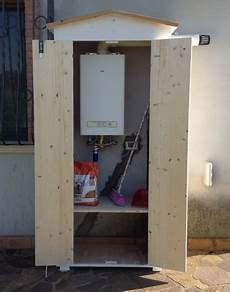 costruire un armadietto amico legno srl armadio in legno da esterno