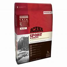 Acana Light Dog Food Buy Acana Heritage Sport Amp Agility Dry Dog Food Online At