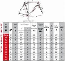 Pinarello Fp Quattro Size Chart 56 To 54 In Pinarello