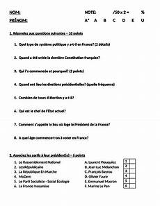 Ados 2 Scoring Chart Les Ados Le Droit De Vote Et L Engagement Politique