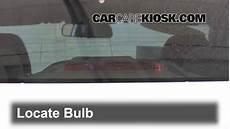 2008 Hyundai Elantra Brake Light Bulb Replacement Third Brake Light Bulb Change Hyundai Elantra Coupe 2013